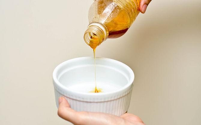 miel para el cabello y estimular el crecimiento