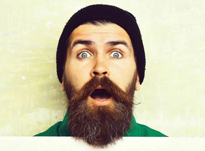 como hacer crecer la barba naturalmente en una semana